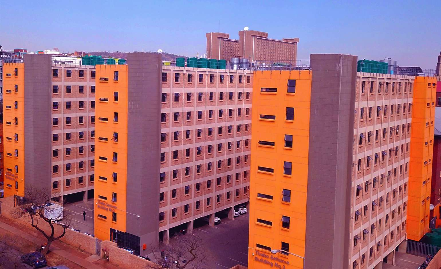 THABO SEHUME BUILDING